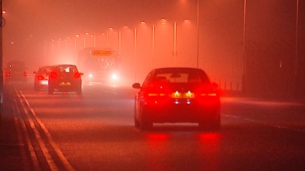 Fog elimination by seeding specific, inexpensive and environmentally-friendly materials