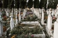 Diagnosis and solutions to improve mortuary services in cemeteries.