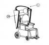 Capota automática para silla de ruedas
