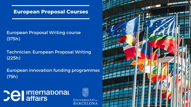 CEI International Affairs: European Proposal Courses