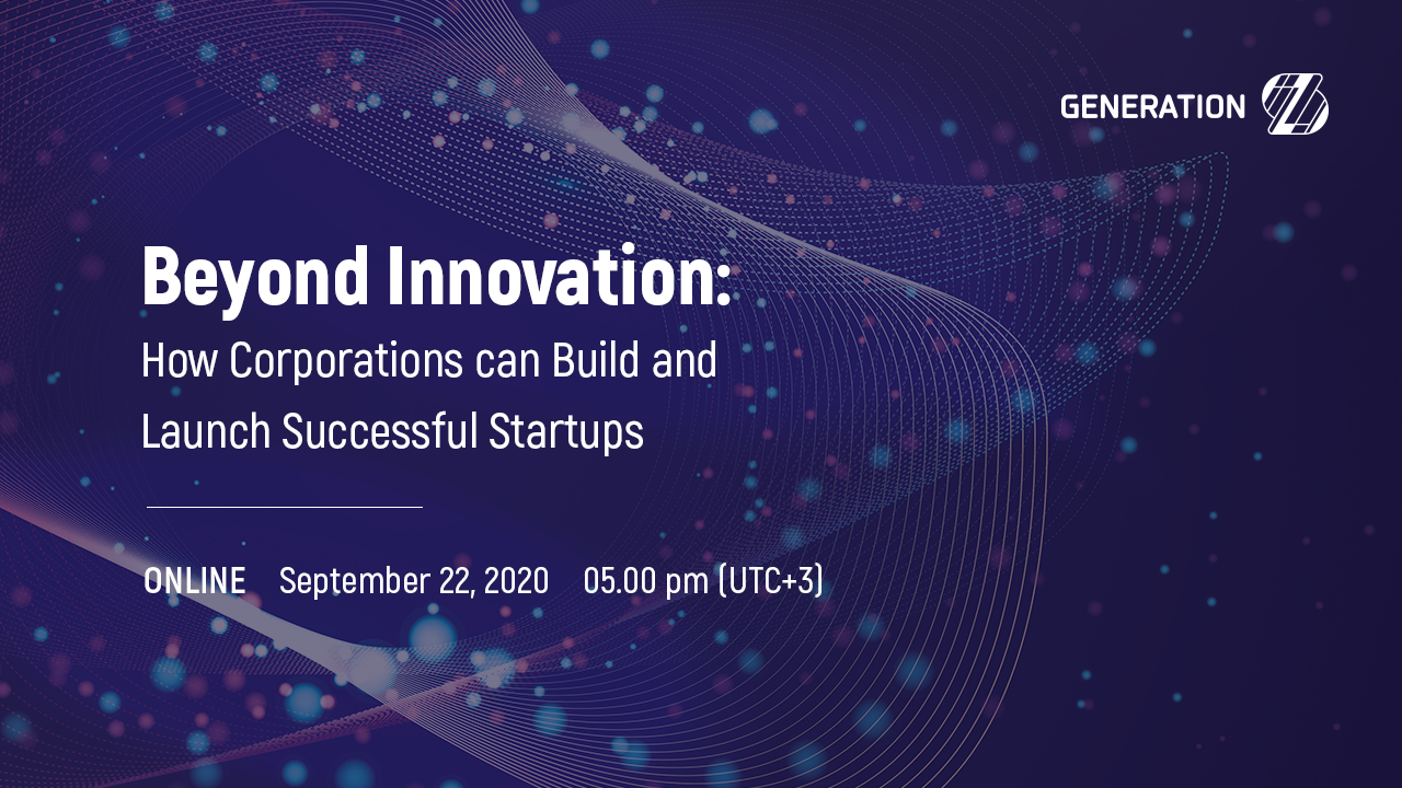 Beyond Innovation: How Corporations can Build and Launch Successful Startups