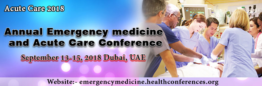 Annual Emergency Medicine and Acute Care Conference by ME